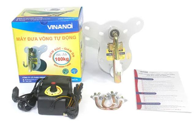 Máy đưa võng Vinanoi VN365N sức đưa 100kg
